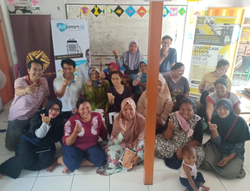 Kolaborasi UKM Center FEB UI dan Ikatan Alumni FEB UI Hasilkan Pelatihan Perencanaan Keuangan Bagi UMKM