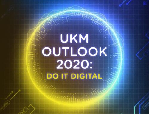 UKM Outlook 2020: Do it Digital