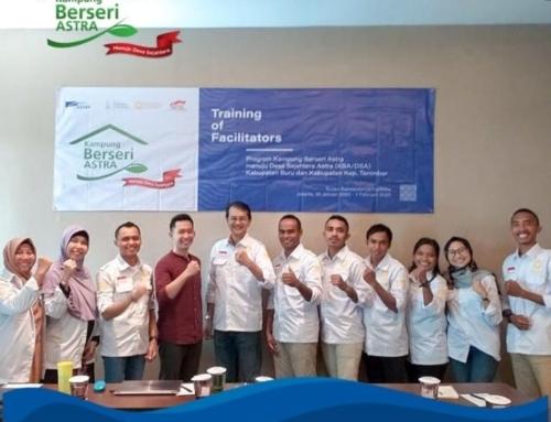 Training Of Facilitators Kampung Berseri Astra Menuju Desa Sejahtera Kab. Buru dan Kab. Kepulauan Tanimbar 2020